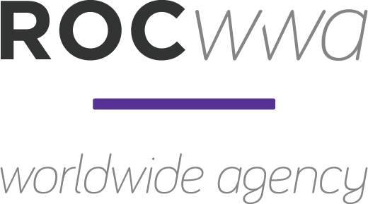 ROC Worldwide Agency Logo